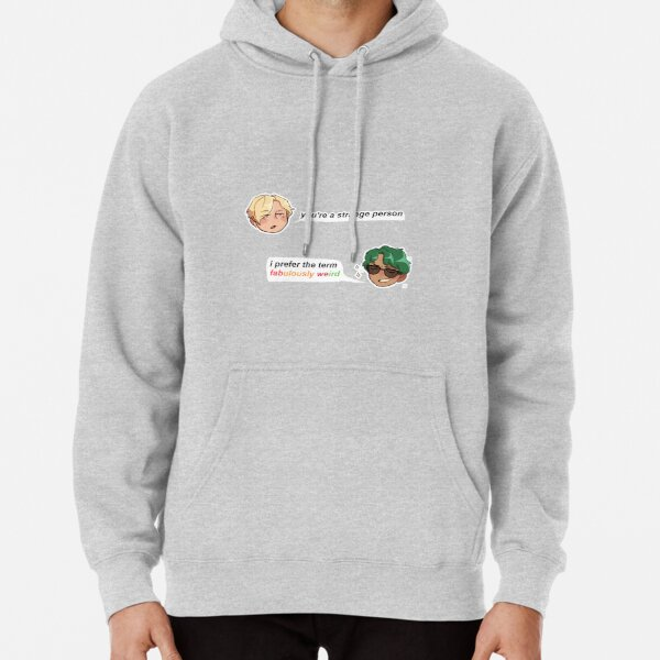 fabulously weird | mcga Pullover Hoodie