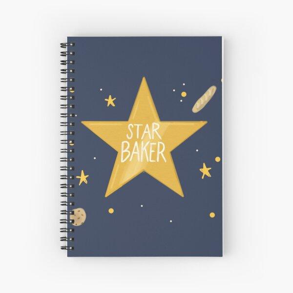 Star Baker (GBBO) Spiral Notebook