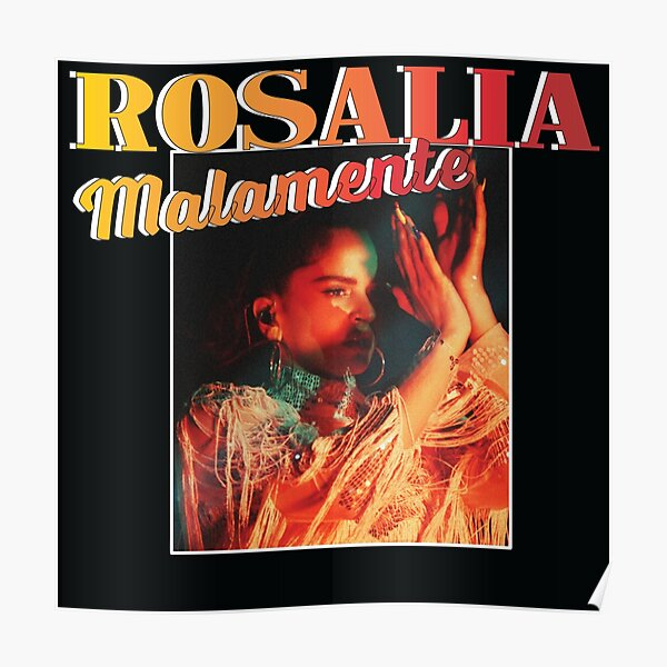 ROSALIA Poster