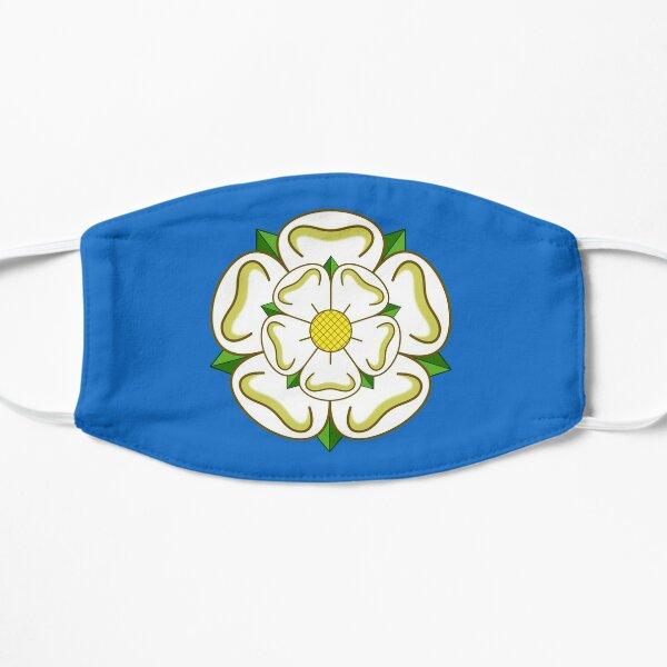 Yorkshire Rose Flat Mask
