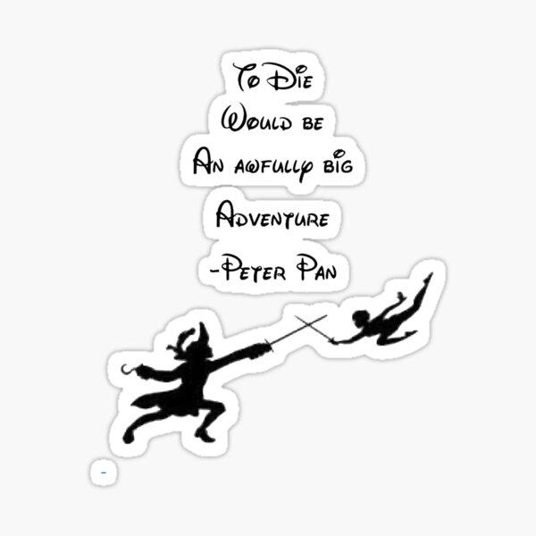 Pan sprüche peter Zitate Tod