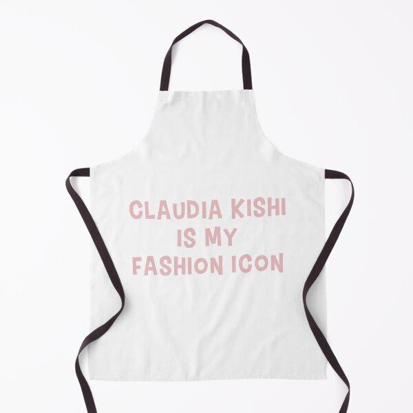 Claudia Kishi Is My Fashion Icon Apron
