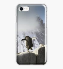 Penguin on a Journey iPhone Case/Skin