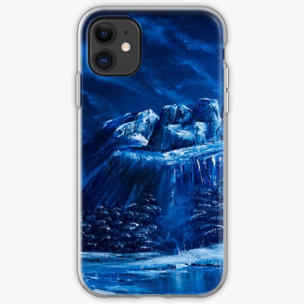 Ruins iPhone Soft Case