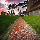 Beddingham chruch by willgudgeon