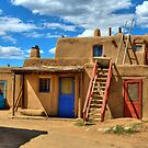 """Doors Of Taos Pueblo"" by K D Graves Photography"