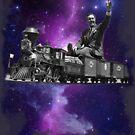Walt Disney | Galactic Conductor by RJ Balde