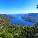 Burragorang Valley by Steve Randall