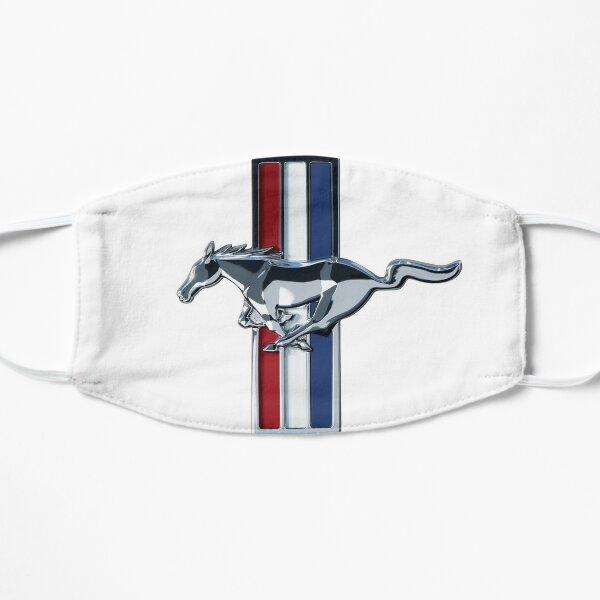 BEST SELLER Mustang Logo Flat Mask
