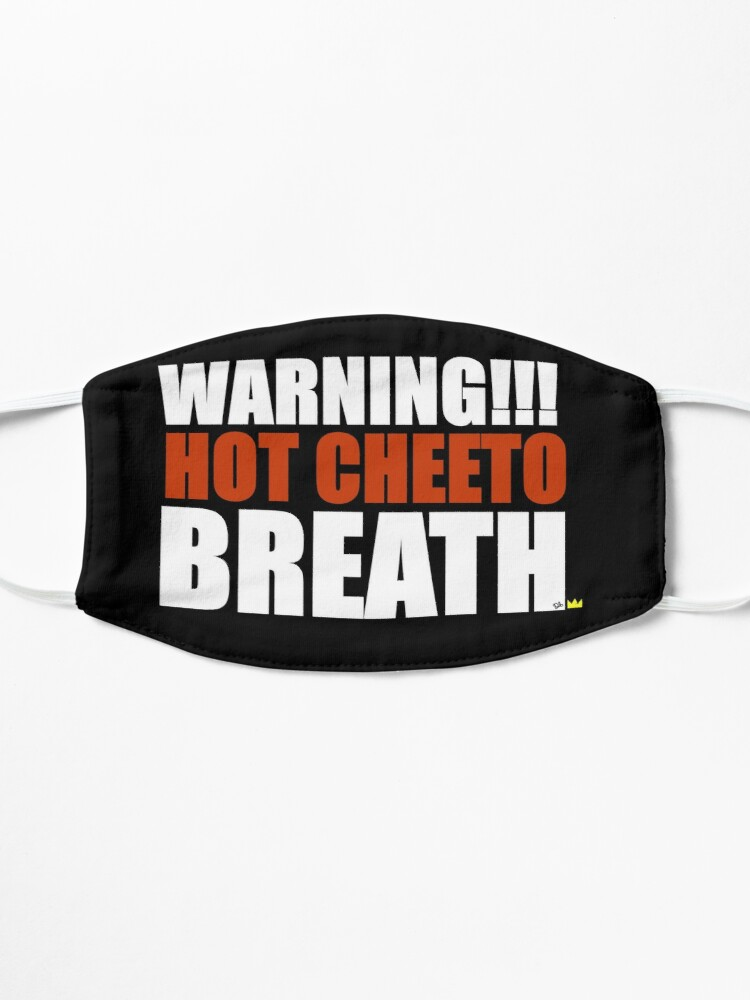 Alternate view of HOT BREATH Mask