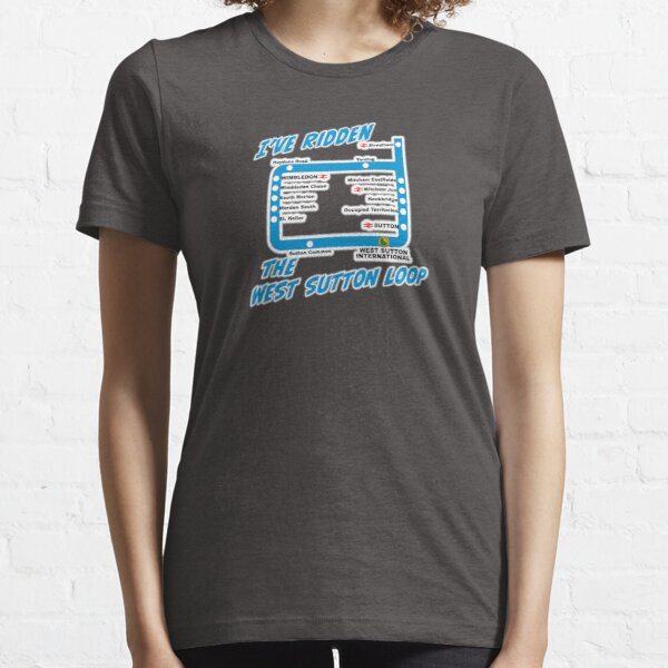 West Sutton Loop Essential T-Shirt