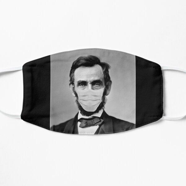 Abraham Lincoln Masked Flat Mask