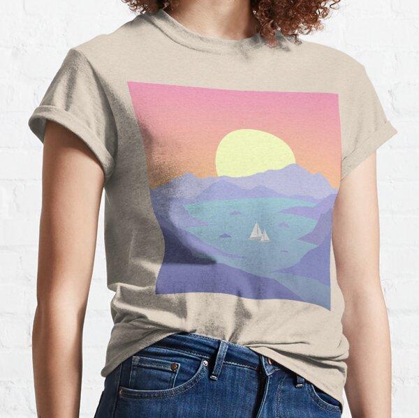 Surfaces Horizon Album Cover Classic T-Shirt