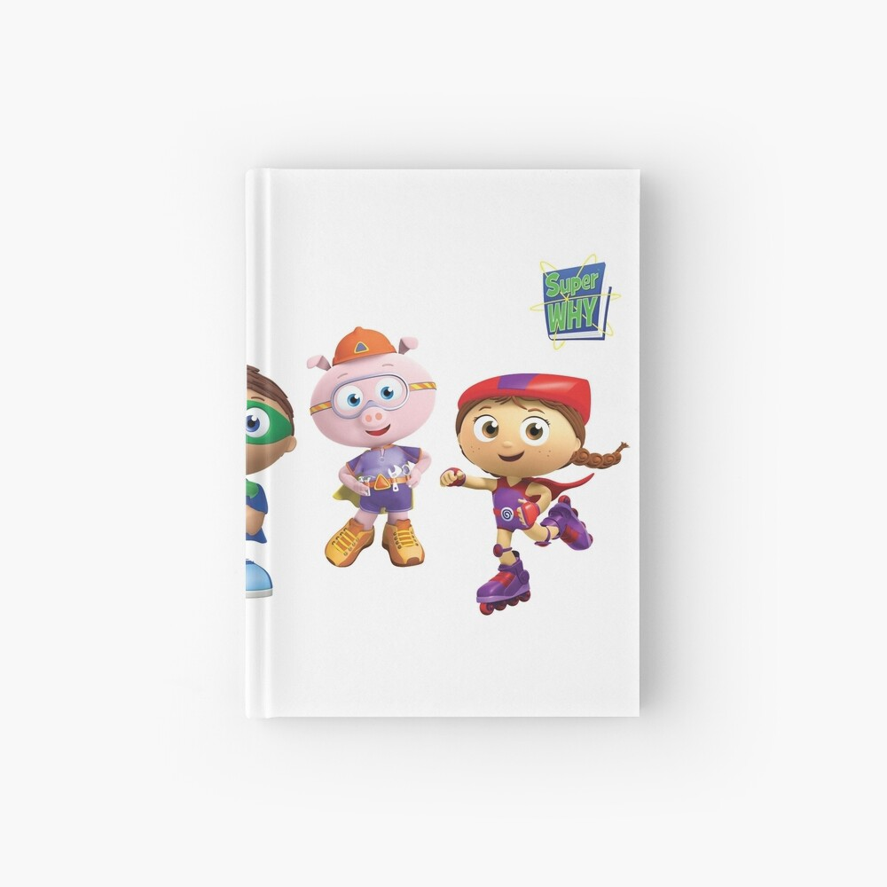 Super WHY! Super Readers Group Hardcover Journal