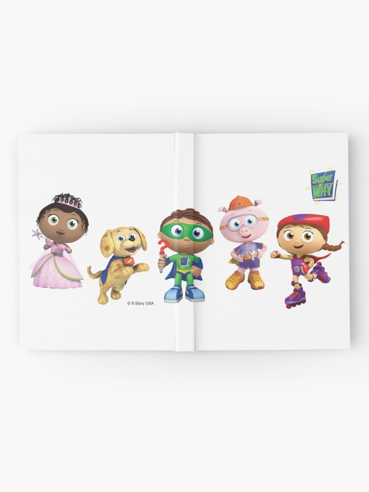 Alternate view of Super WHY! Super Readers Group Hardcover Journal