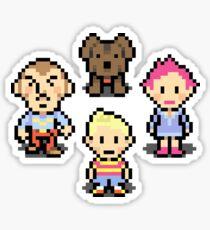 Mother 3 Crew Sticker