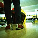 These Shoes Are Meant For Bowling - Lomo by chylng