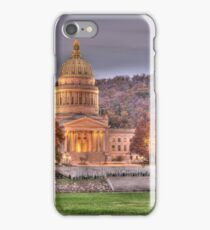 WV Capitol Building in HDR iPhone Case/Skin
