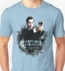 YOU CAME TO THE WRONG DIVISION! T-Shirt