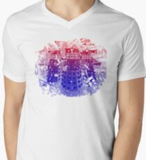 EXTERMINATE!! Mens V-Neck T-Shirt