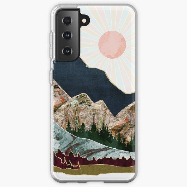 Retro Autumn Vista Samsung Galaxy Soft Case