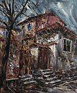 Old Plovdiv - Late Autumn by Stefano Popovski