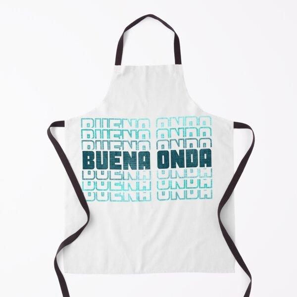 Buena Onda! Retro Vintage In Blue Apron