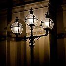 0167 Exhibition Lights by DavidsArt