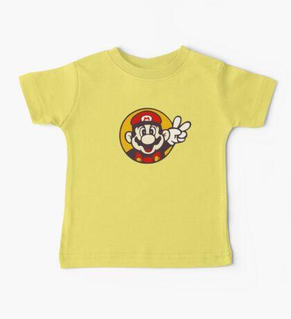 Mario Peace Kids Clothes