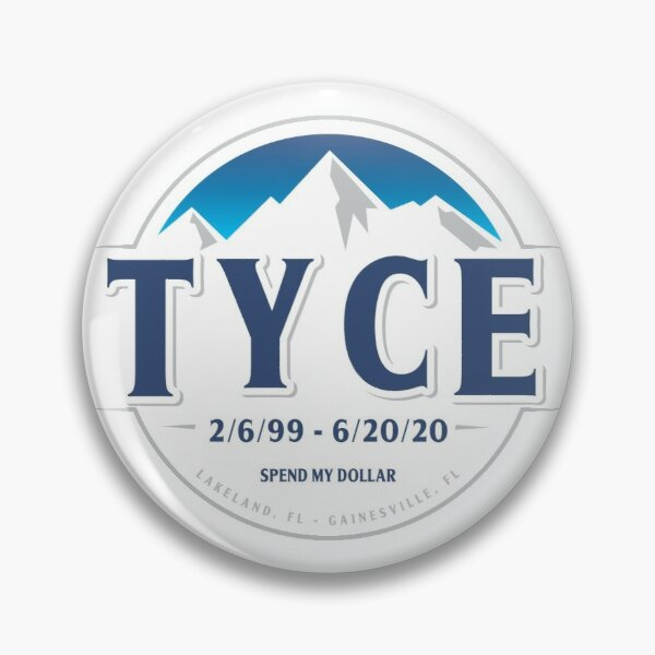 Tyce Busch Pin