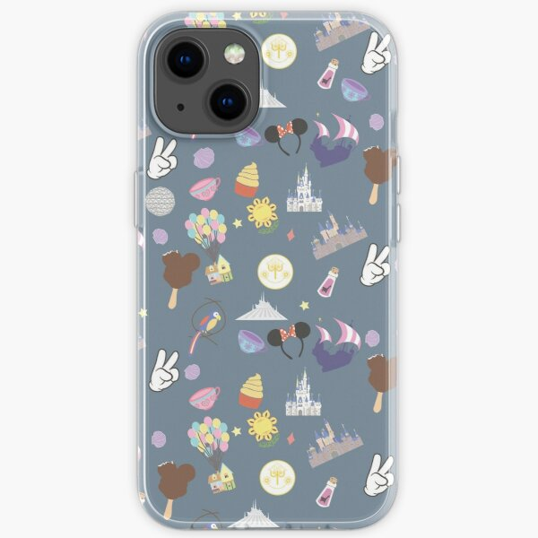 Meet Me at My Happy Place iPhone Soft Case