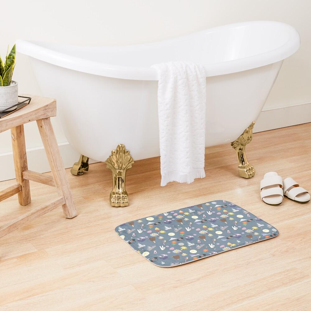 Meet Me at My Happy Place Bath Mat