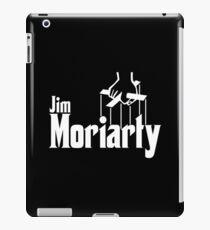 Jim Moriarty (Sherlock) iPad Case/Skin