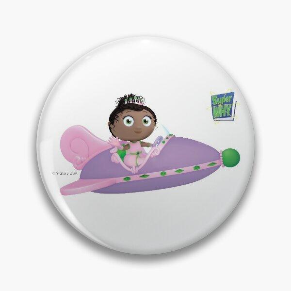 Super WHY! Princess Presto Plane Pin