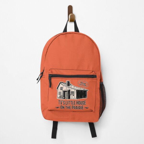 Petite Maison Prairie 70's Noir Sac à dos