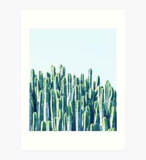 Lámina artística Cactus V2 #redbubble #home #lifestyle #buyart #decor