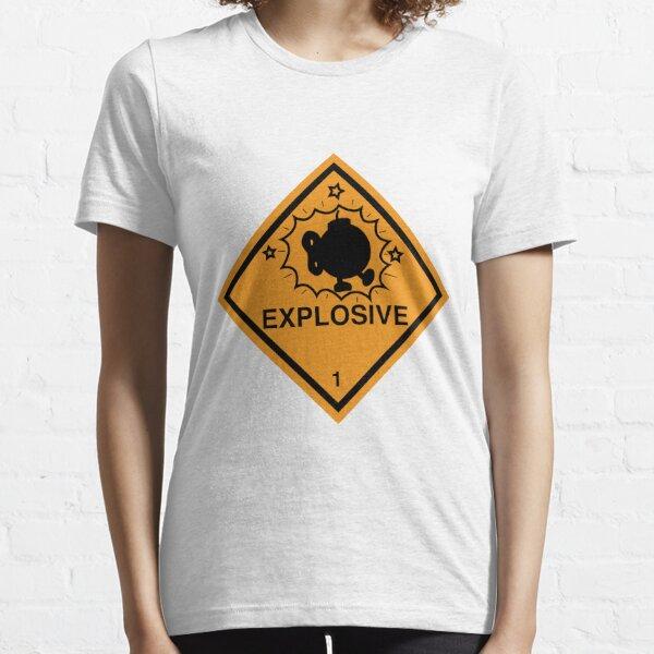 Bobomb Explosive Shipping Placard Essential T-Shirt