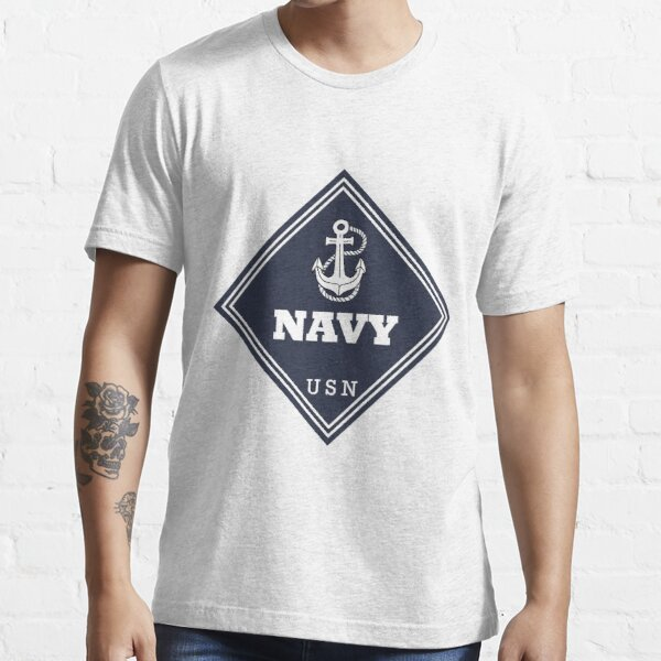 WW2 American Navy Shipping Placard Essential T-Shirt