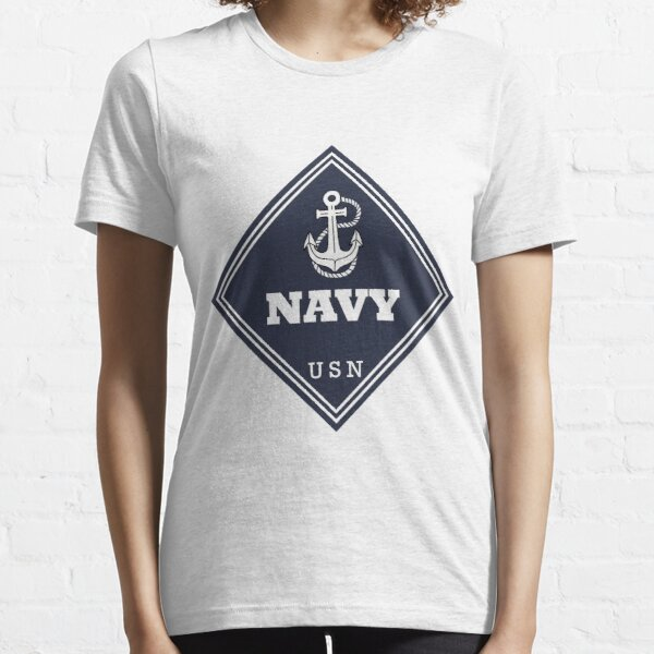 WW2 American Navy Shipping Placard Essential T-Shirt