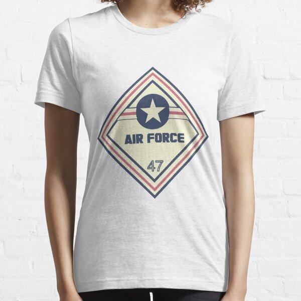 US Air Force Shipping Placard Essential T-Shirt