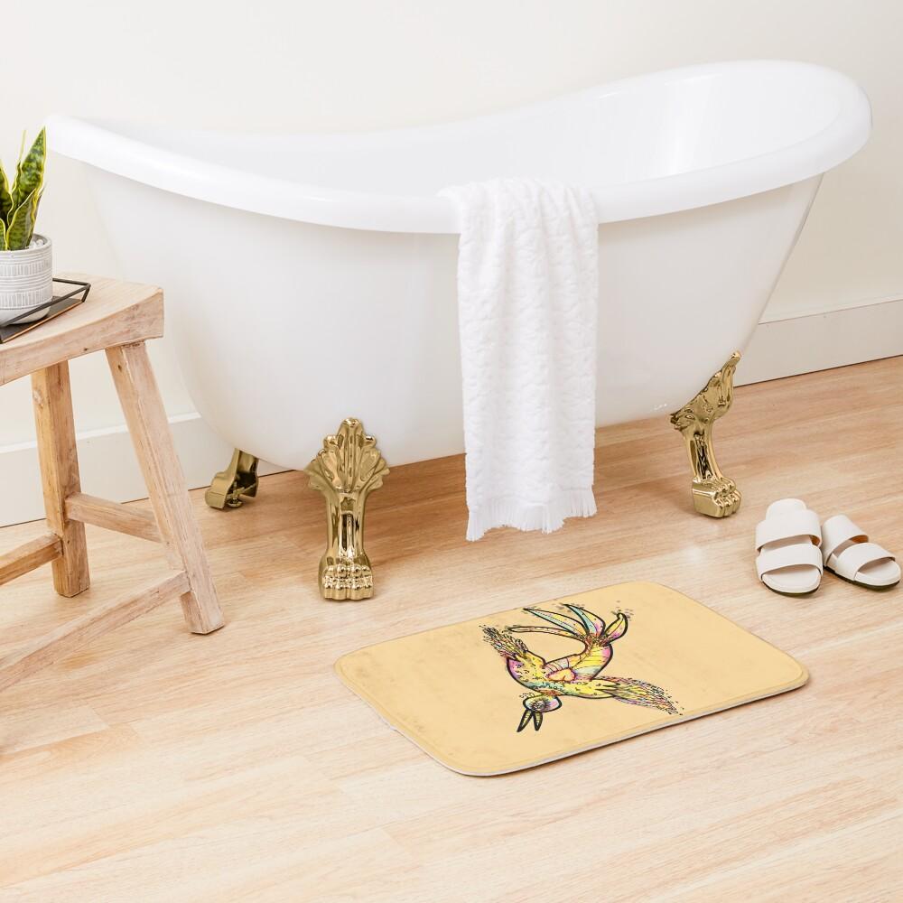 The Bird Bath Mat