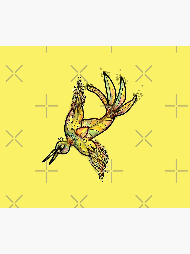 The Bird by aremaarega
