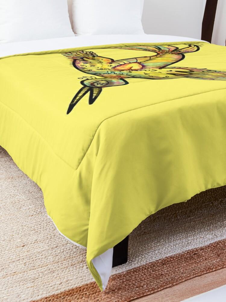 Alternate view of The Bird Comforter