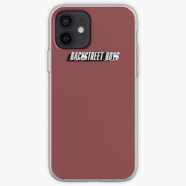 backstreet boys art nuevo diseño Funda blanda para iPhone
