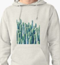 Cactus V2 #redbubble #home #lifestyle #buyart #decor Pullover Hoodie