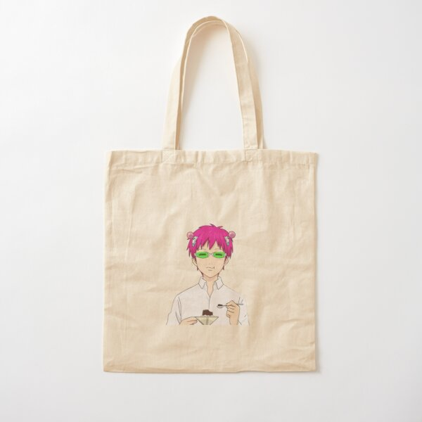 kusuo and his coffee jelly Cotton Tote Bag
