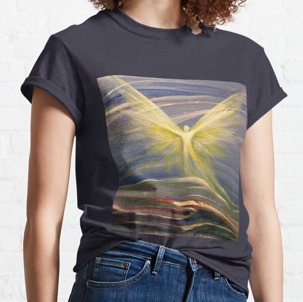 Angel On the Waves Classic T-Shirt