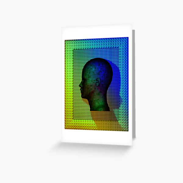 Radiohead Greeting Card