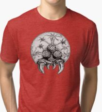 Metroid traditional Ink'd Tri-blend T-Shirt