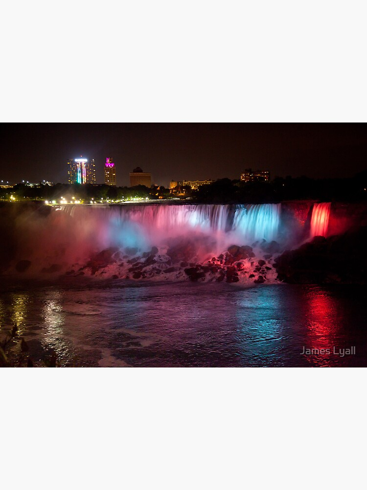 Light of the Falls by corwin